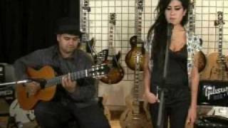 Amy Winehouse   Back To Black (Live Acoustic)
