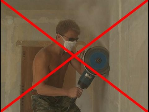 Осторожно, болгарка: техника безопасности при работе с УШМ видео