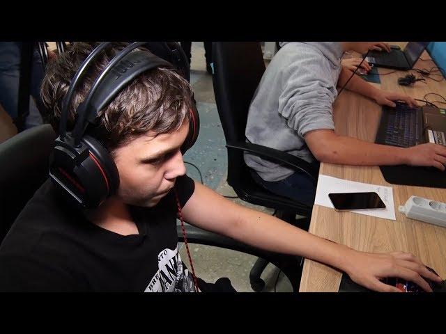 В Ангарске прошел турнир по самой популярной компьютерной игре