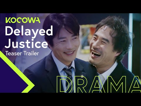 "[Delayed JusticeㅣTeaser Trailer]  ""We are on the same boat now"""