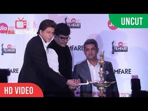 JIO Filmfare Awards 2018 Press Conference with Shahrukh Khan