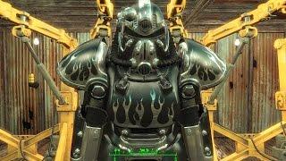 Fallout 4 - Phần 7: Đã có bộ POWER AMOR T60 đầu tiên