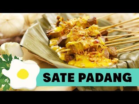 Video Resep Sate Padang (Satay Padang Recipe)