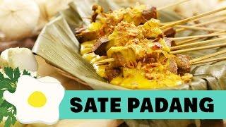 Resep Sate Padang (Satay Padang Recipe)