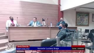 VEREADOR LUCIANO: AUTORIDADES ESTÃO CALADAS DIANTE DOS CRIMES E QUESTÃO DAS DROGAS EM SANTO ESTÊVÃO - INSCREVA-SE NO CANAL