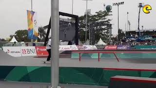 Margielyn Didal's All Skateboard Tricks That Won Her GOLD at 2018 Asian Games