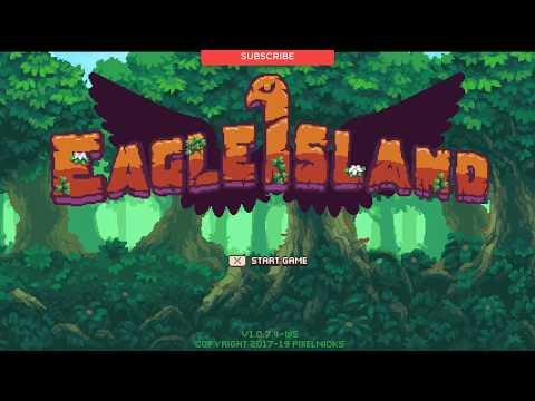 Eagle Island Gameplay (PC Game)