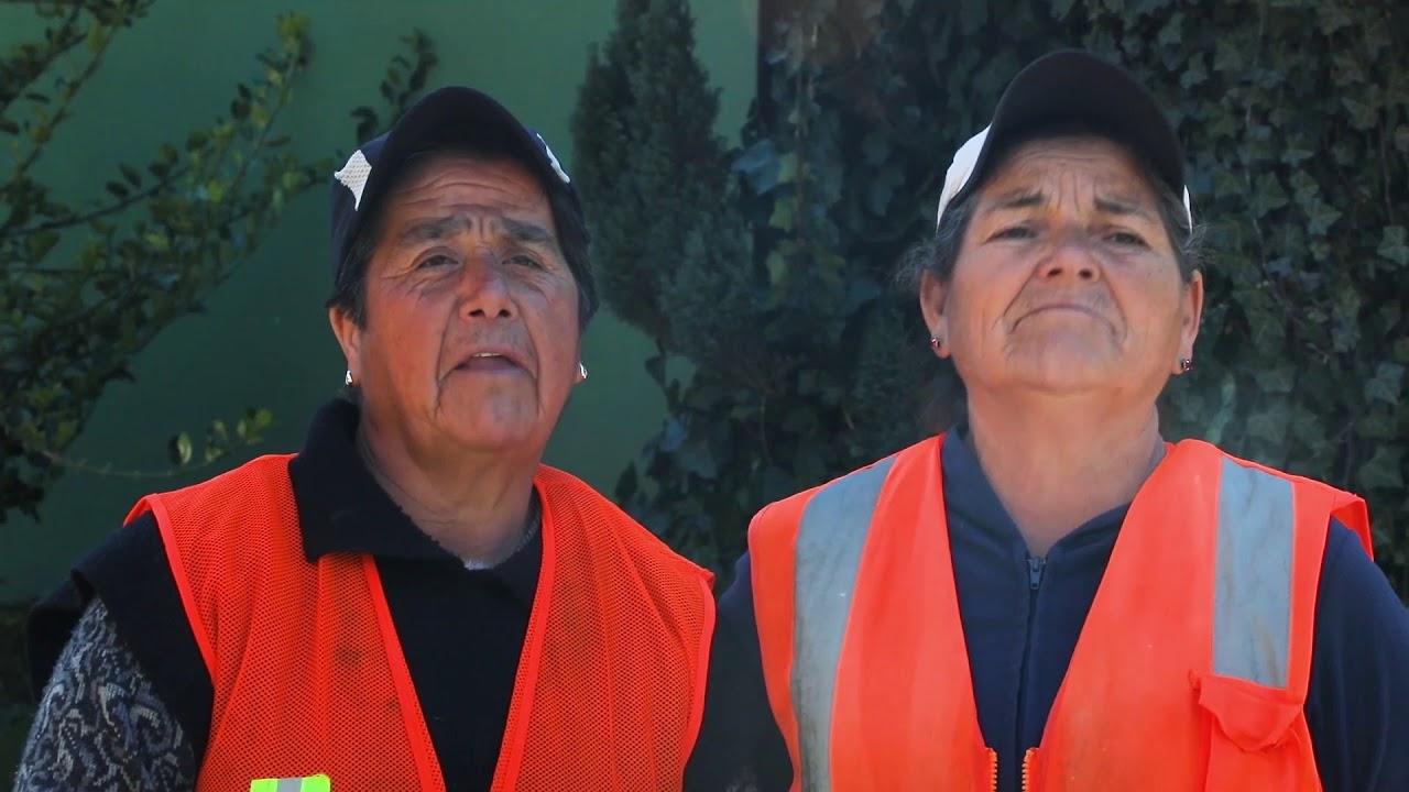 Apoyemos a las y los recicladores de Chile!