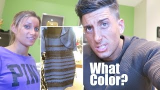 WHAT COLOR IS THE DRESS???