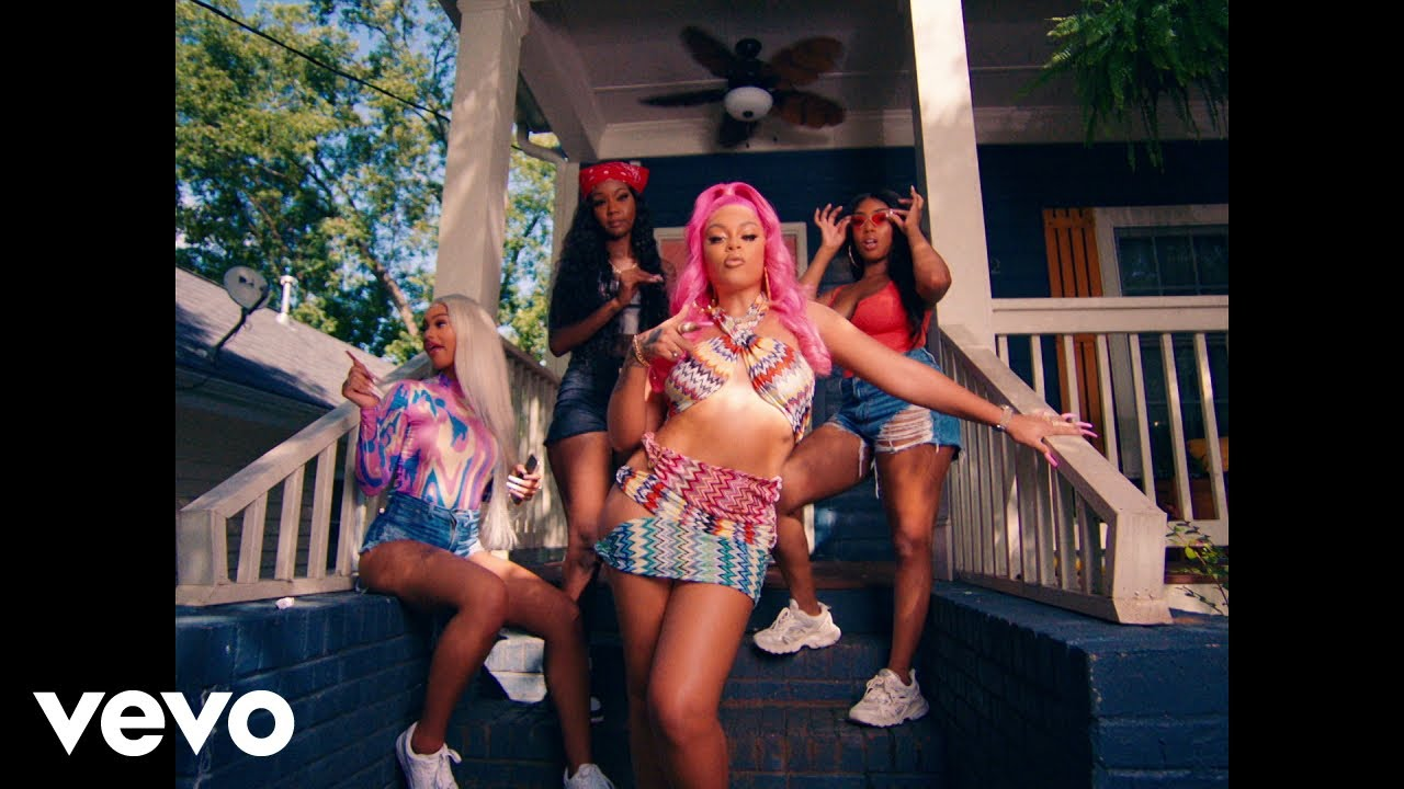 Mulatto - In n Out Ft. City Girls (Official Music Video)