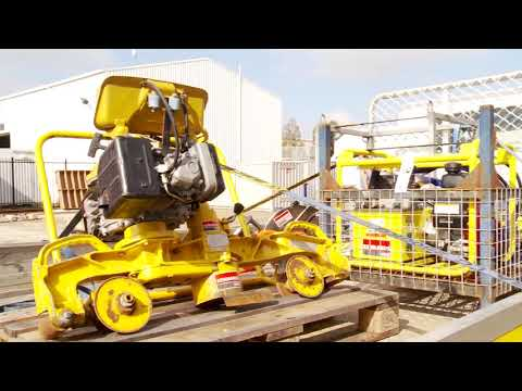 Hire RAIL - HIGH OUTPUT CLIPPING MACHINE