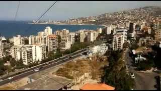 preview picture of video '48hours in Lebanon: Jeita, Harissa, Faraya, Mzaar, Dekwaneh...'