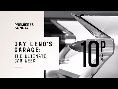 Jay Leno's Garage Ultimate Car Week – Jay Leno's Garage
