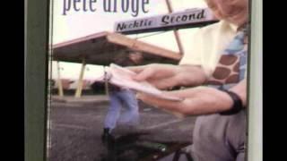 Pete Droge Sunspot Stopwatch