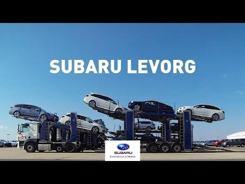 The All-New Subaru Levorg has arrived in the UK #SubaruLevorgUK