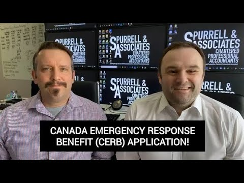 Self Employed CERB Benefit | Edmonton Business Consultant