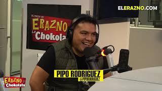 Pipo Rodriguez En Entrevista