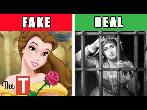 The Disturbing REAL STORY Behind Beauty And The Beast
