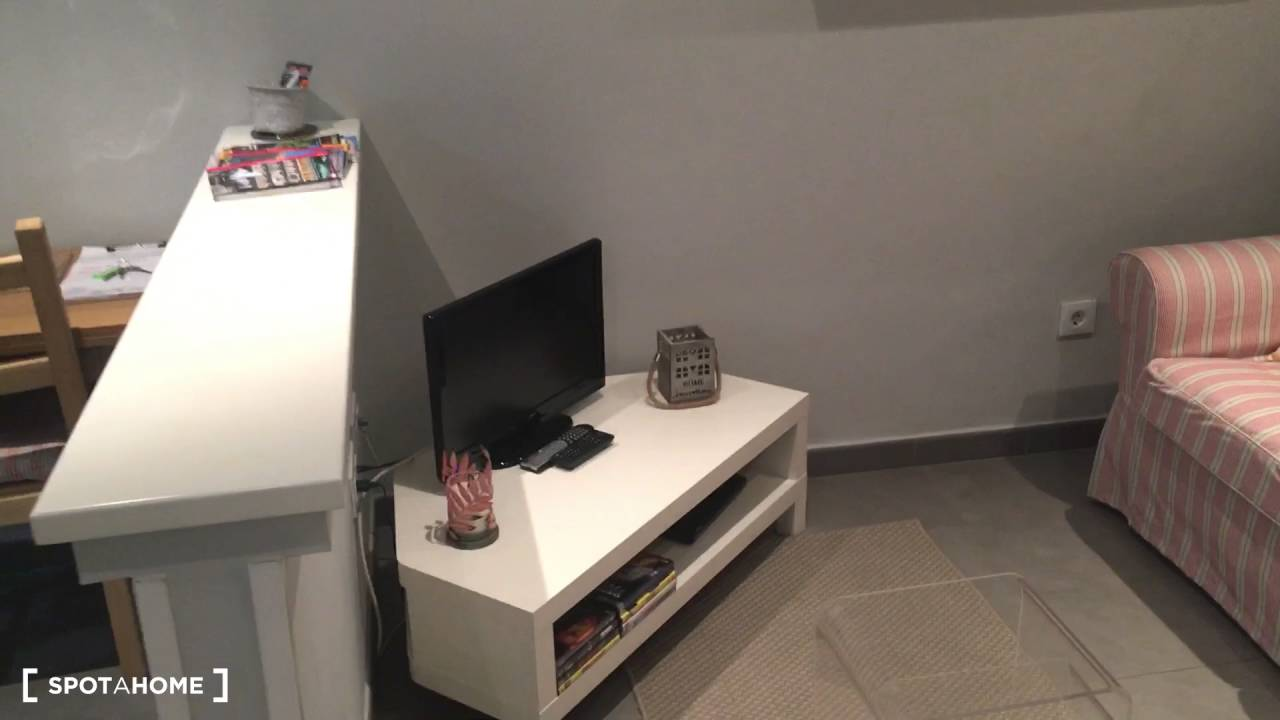 1-bedroom apartment for rent in central Argüelles, Madrid