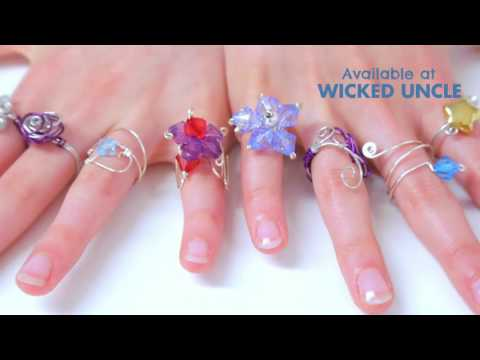 Youtube Video for Wire Craft Rings Kit