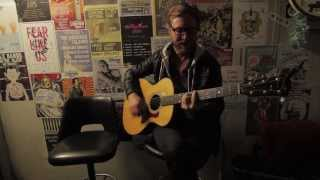 TAKE COVER SESSIONS: Cory Branan - I Can Hear The Laughs (Cover)