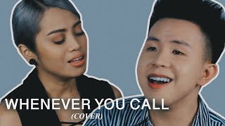 WHENEVER YOU CALL - Mariah Carey (Cover) Karl Zarate & Eumee