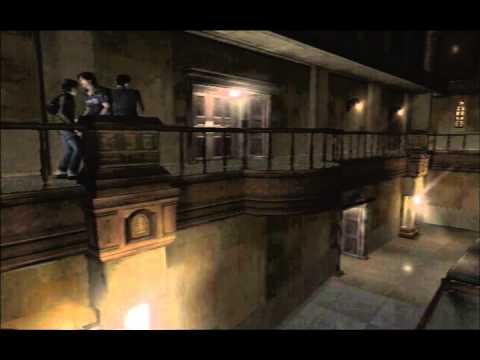 Let's Play Resident Evil Outbreak File #2 Pt.10: The Hallowed Halls