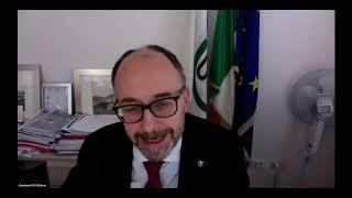 Webinar #CIRM85 Intervento del Prof Claudio Pettinari Rettore di UNICAM Università di Camerino