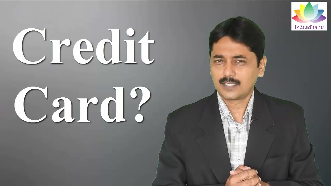 What is Charge card? Kinds of Card How charge card works? CA. Pankaj Deshpande thumbnail