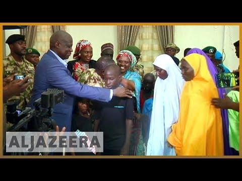 🇳🇬 UNICEF Nigeria welcomes release of child Boko Haram suspects   Al Jazeera English