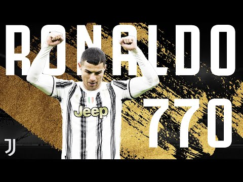 ⚽️ CRISTIANO RONALDO SCORES HIS 770TH GOAL! | CR7 JUVENTUS GOALS | #CR770