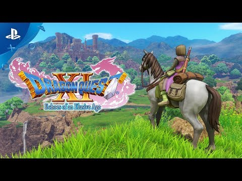 Dragon Quest XI: Echoes of an Elusive Age - The Journey Begins | PS4 thumbnail