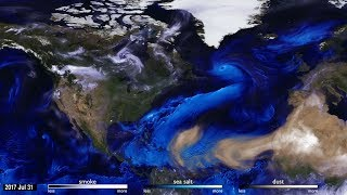 Die besten 100 Videos 2017 Hurricanes and Aerosols Simulation