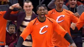 Charlotte Hornets vs Cleveland Cavaliers   November 13, 2018