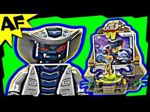 Vidéo LEGO Ninjago 850445 : Écrin pour carte personnage Ninjago