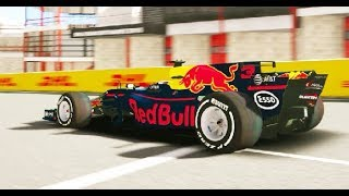 RB13 Red Bull Racing 2017 F1 Car [ADD-ON/REPLACE]