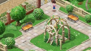 FAMILY YARDS MEMORIES ALBUM (Gardenscapes New Acres Clone) Story Gameplay  Part 3