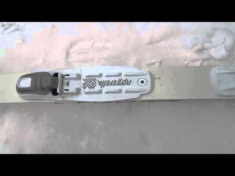 Review – Whitewoods XC ski Binding via Amazon