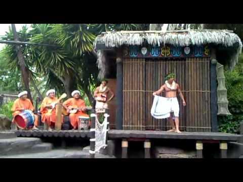 Vestidos hawaianos para hombre