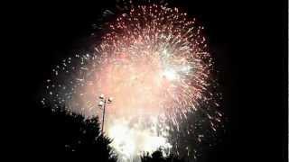 4th July 2012 Washington DC Fireworks