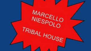 MARCELLO NIESPOLO -TRIBAL HOUSE By peppe