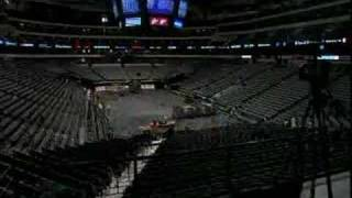 American Airlines Center Conversion