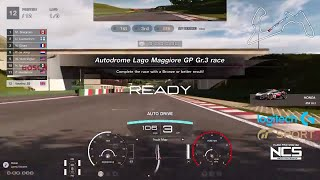 GT SPORT Autodrome Lago Maggiore GP Gr.3 race [GOLD] Honda NSX Gr.3