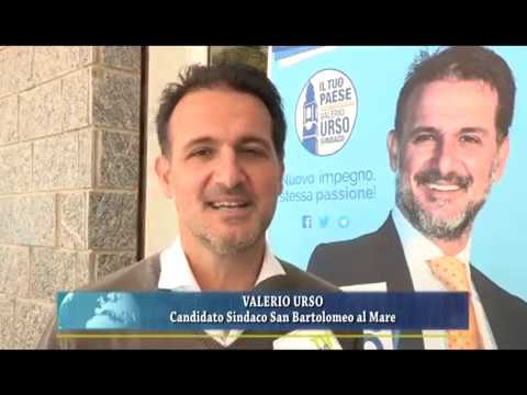 ELEZIONI SAN BARTOLOMEO, PRESENTATA LA LISTA DI VALERIO URSO