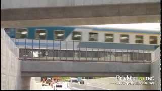 Podvoz pod železniško progo v Ljutomeru