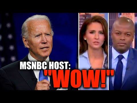 MSNBC Anchors SHOCKED Young People Don't Like Joe Biden