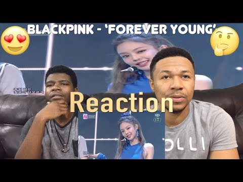 BLACKPINK - 'FOREVER YOUNG' 0617 SBS Inkigayo (VFTC) Reaction! 🤩🤨😅