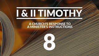 I & II Timothy - #8