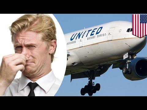 Nigerian woman booted off plane for pungent odor sues United - TomoNews