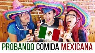 PROBANDO COMIDA MEXICANA En PANCHITO | BelenaGaynor